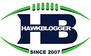 The Relationship Between Passing and Rushing - Hawk Blogger