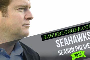 Seahawks 2016 Season Preview Part II