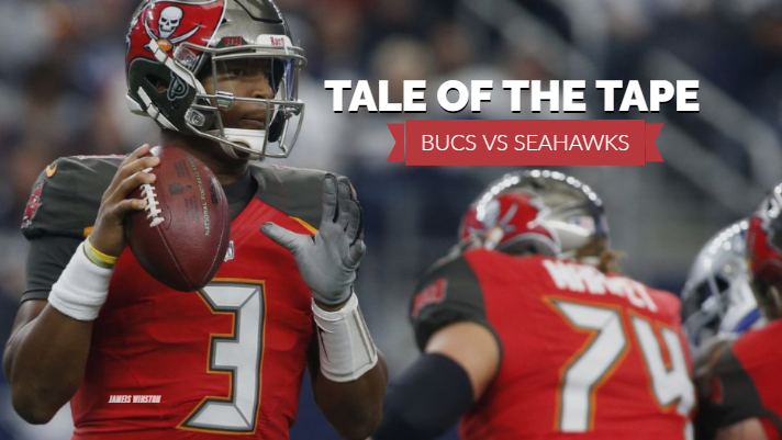 Tale Of The Tape Seahawks Must Rely On Passing To Beat Bucs