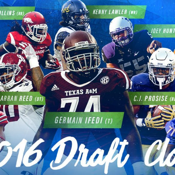Seahawks 2016 Draft Picks
