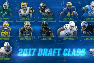 2017 Seahawks Draft Class